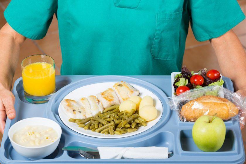 Hospitais avaliam estado nutricional dos doentes internados