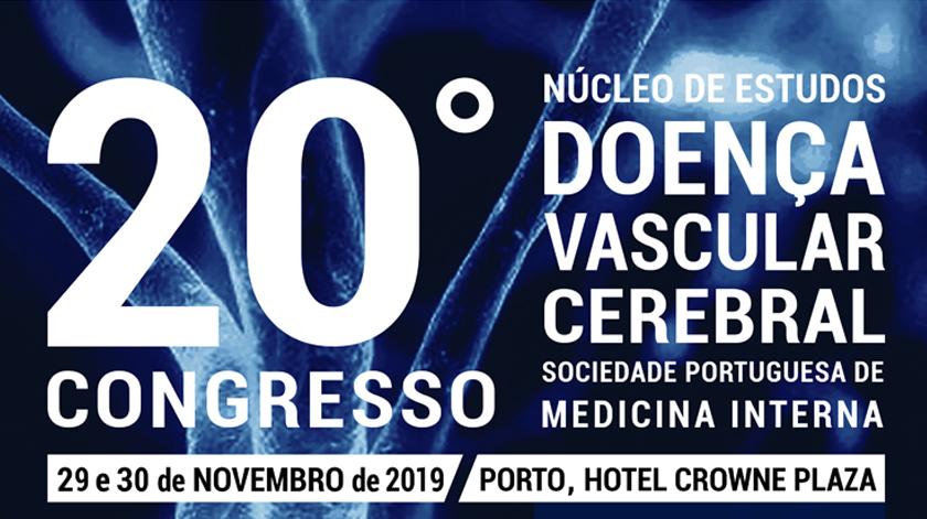 20º Congresso do Núcleo de Estudos Doença Vascular Cerebral da SPMI