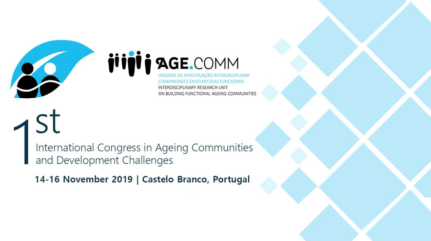 "1º International Congress ""Ageing Communities Devlopment Challenge"""