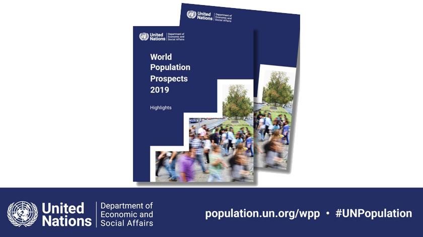 Relatório da ONU antevê envelhecimento da população mundial