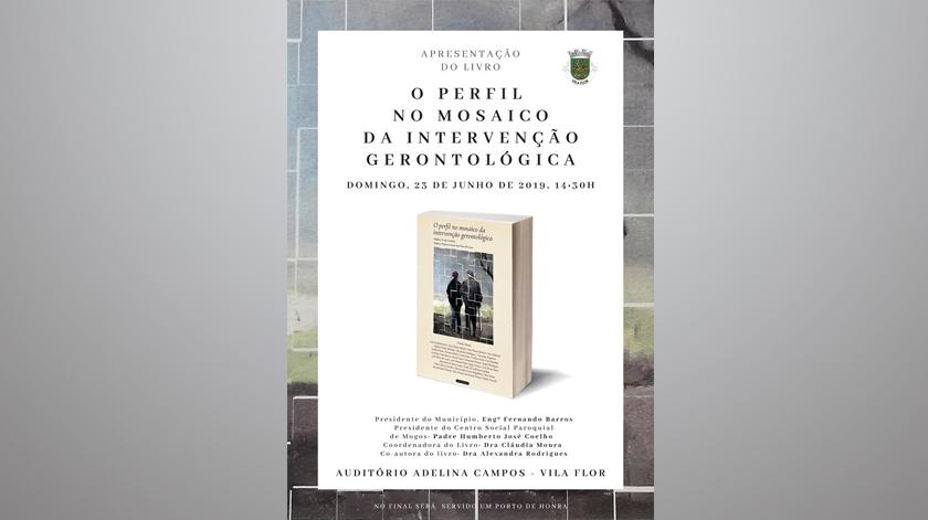 """Apresentação de """"O perfil no mosaico da intervenção gerontológica"""" em Vila Flor"""