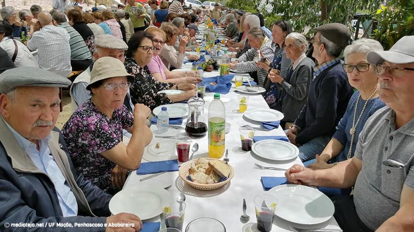 VI Convívio para a Terceira Idade juntou 500 pessoas em Mação