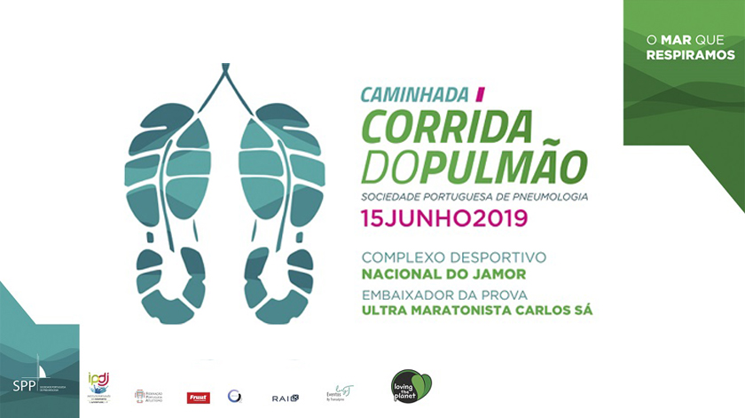 Sociedade Portuguesa de Pneumologia promove Corrida do Pulmão 2019