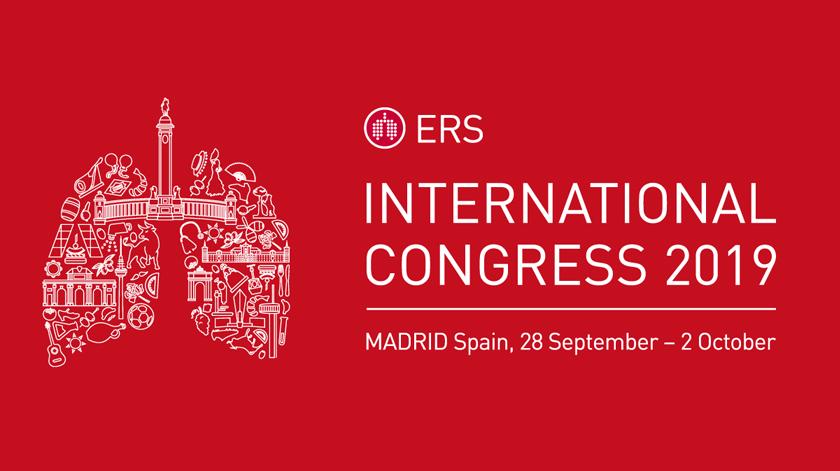Congresso Internacional da Sociedade Respiratória Europeia