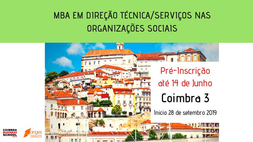 Últimas inscrições para o MBA em direção técnica/serviços nas organizações socais