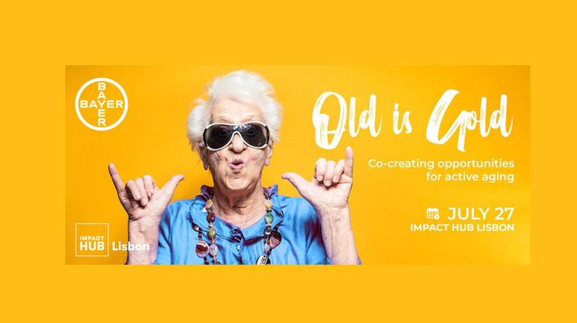 "Impact Hub em Alcântara acolhe ""Old is Gold"""