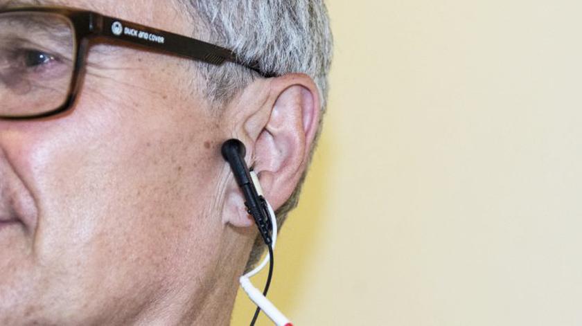 Cócegas nas orelhas ajudam a atrasar o envelhecimento