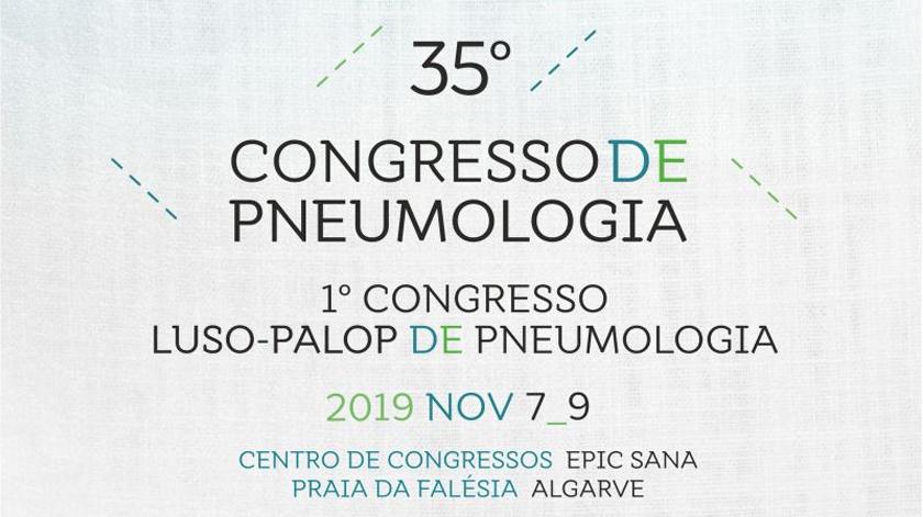 Albufeira acolhe 35.º Congresso de Pneumologia/1.º Congresso Luso-PALOP scunho automático