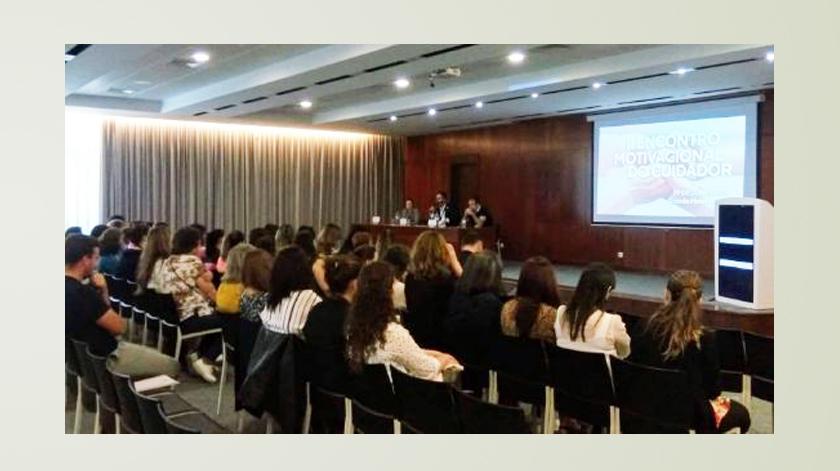 2.ª edição do Encontro Motivacional do Cuidador reuniu 80 cuidadores no Luso