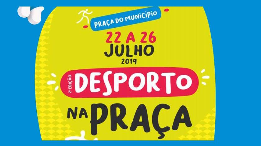"Funchal vai ter ""Desporto na Praça"""