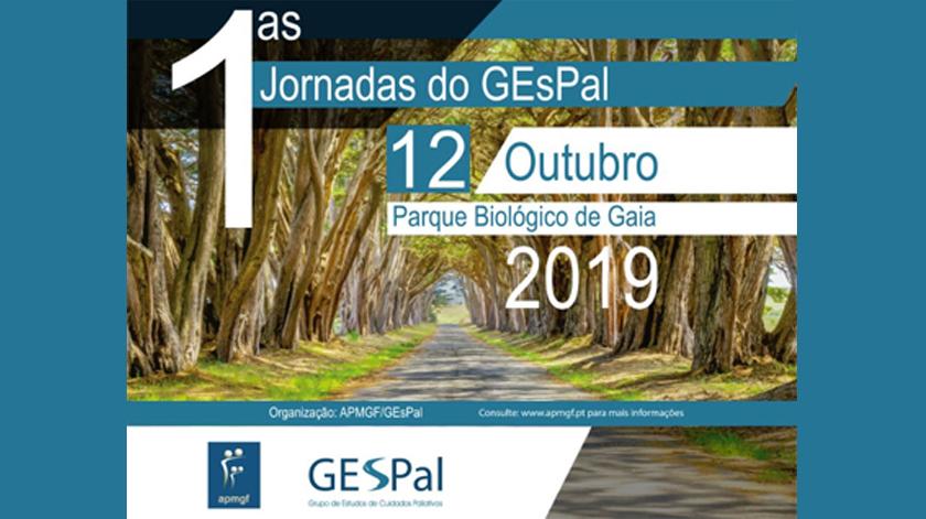 1.as Jornadas do GEsPal para celebrar o Dia Mundial dos Cuidados Paliativos