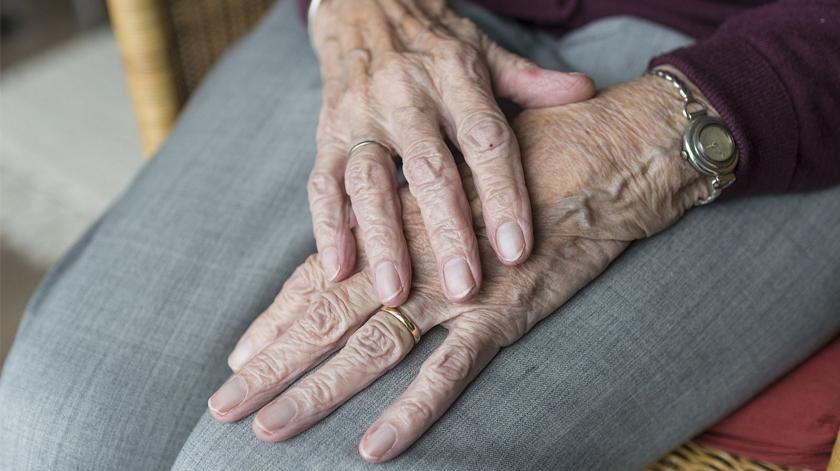 Pouca massa corporal causa risco de morte em idosos