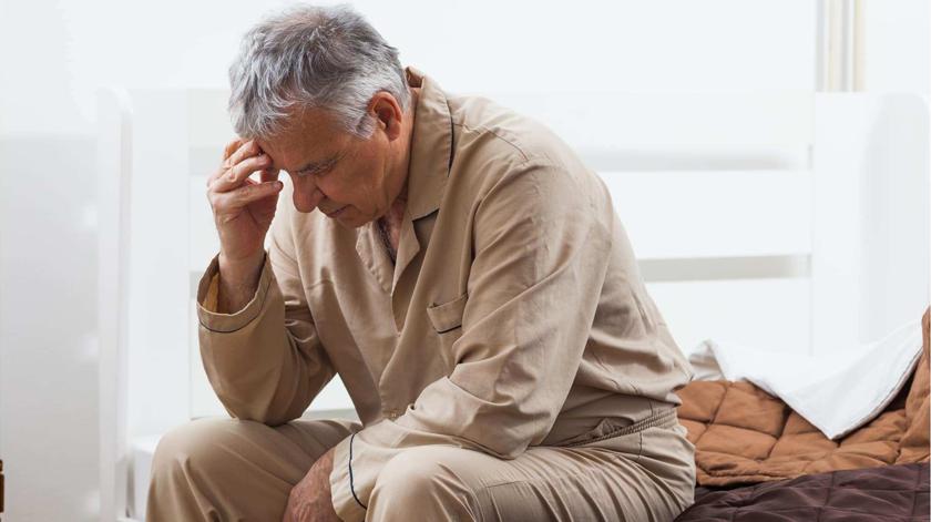Falta de sono afeta memória em idade avançada