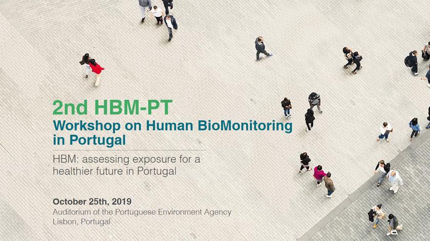 Workshop de biomonitorização humana em Lisboa