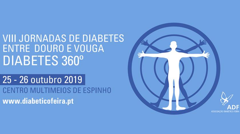 Jornadas com visão 360º sobre a Diabetes