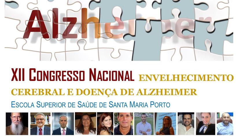 XII Congresso Nacional Envelhecimento Cerebral e Doença de Alzheimer