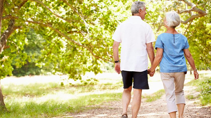 Caminhar devagar aumenta risco de desenvolver problemas motores