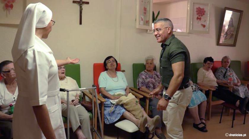 Apoio a pequenas cirurgias para idosos institucionalizados na Madeira