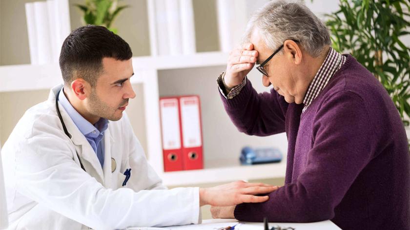 Tipo de comunicação em situações de demência