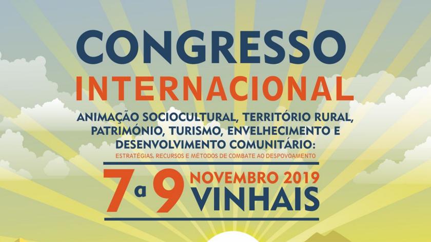 Congresso Internacional debate problemas da interioridade