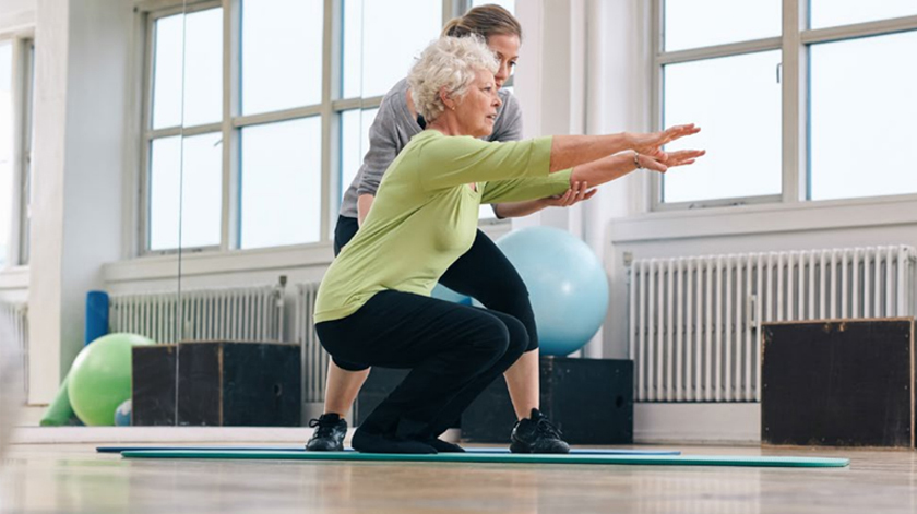 Exercício na doença neurodegenerativa. Quando começar?