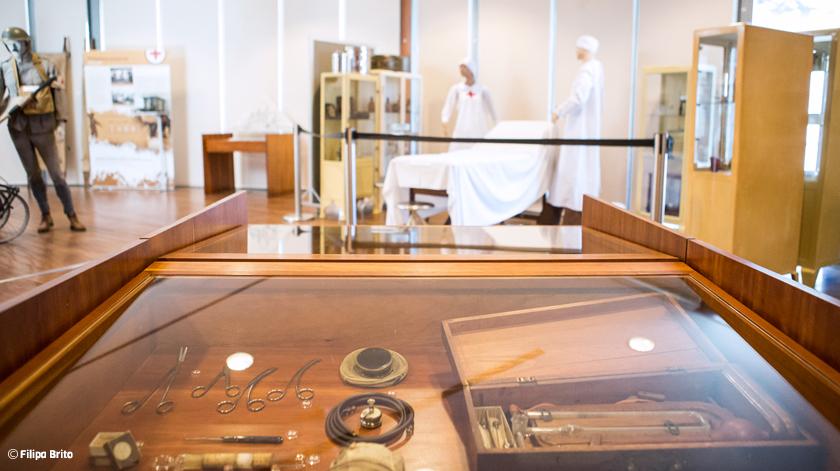 Hospital de Santo António alberga exposição sobre a Grande Guerra