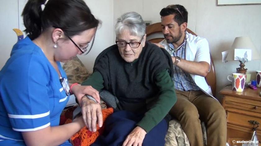 Hospitalização Domiciliária no Oeste ultrapassa 1000 visitas em 2 meses