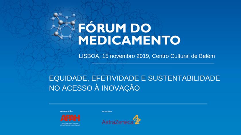 Fórum do Medicamento a 15 de novembro