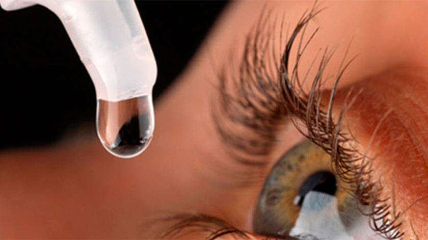 Importância em lubrificar os olhos