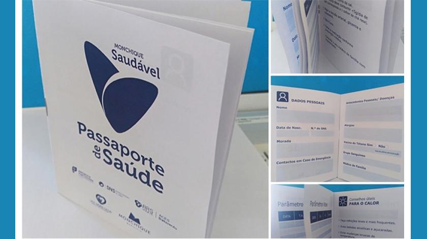 Projeto Passaporte de Saúde apresentado em Monchique