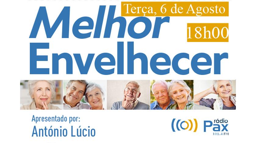 Rádio Pax debateu alimentação saudável dos idosos