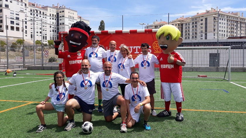 Torneio Final de Walking Football de Universidades Seniores