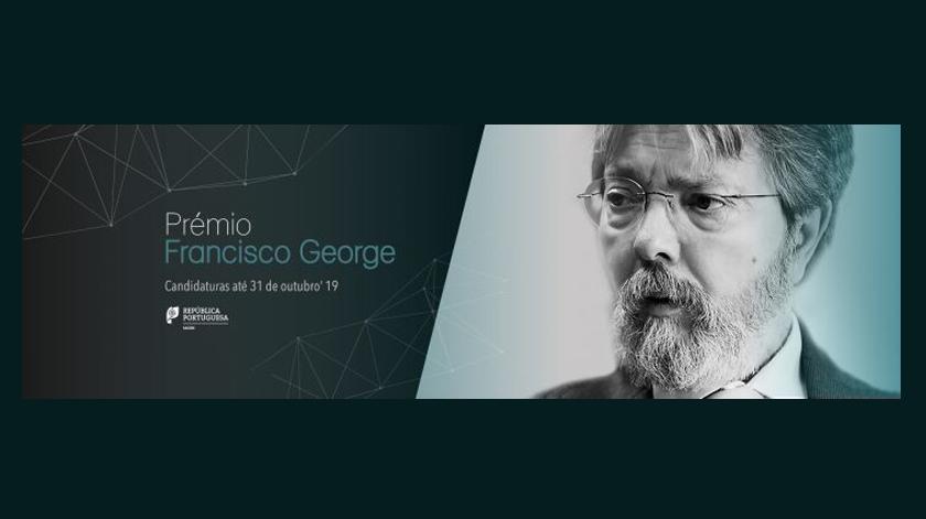 Abertas candidaturas para o Prémio de Saúde Pública Francisco George
