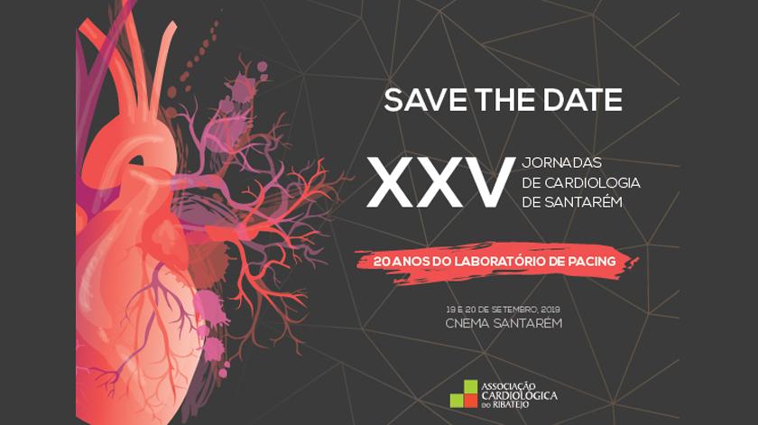 25 anos das Jornadas de Cardiologia de Santarém