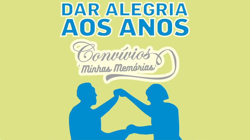 """Convívio """"Dar alegria aos Anos"""" ajuda a combater isolamento social em Chaves"""