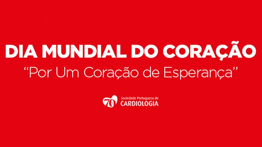 Sociedade Portuguesa de Cardiologia celebra Dia Mundial do Coração