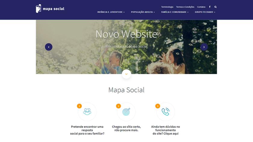 """Plataforma """"Mapa Social"""" ajuda a identificar respostas sociais"""