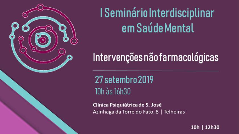 I Seminário Interdisciplinar em Saúde Mental