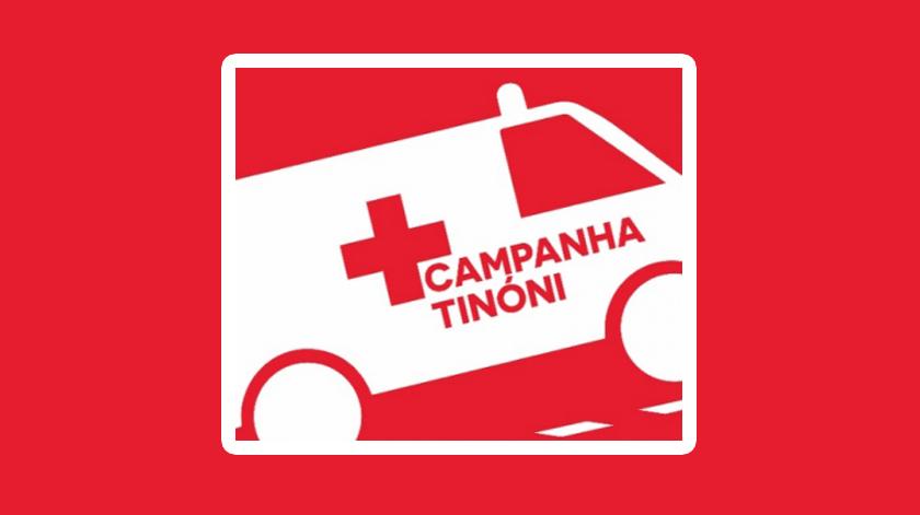 """Campanha """"Tinóni"""" para aquisição de 3 ambulâncias pela Cruz Vermelha do Porto"""