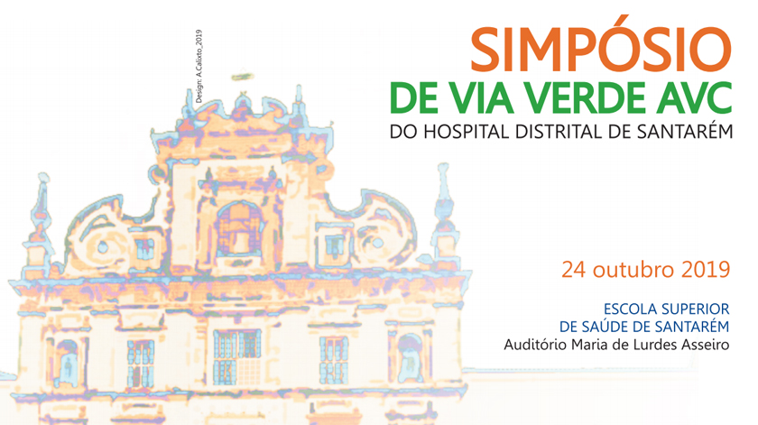 Simpósio de Via Verde AVC do Hospital Distrital de Santarém