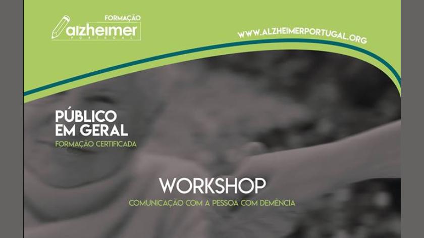 """Alzheimer Portugal promove workshop """"Comunicação com a Pessoa com Demência"""" em Viseu"""