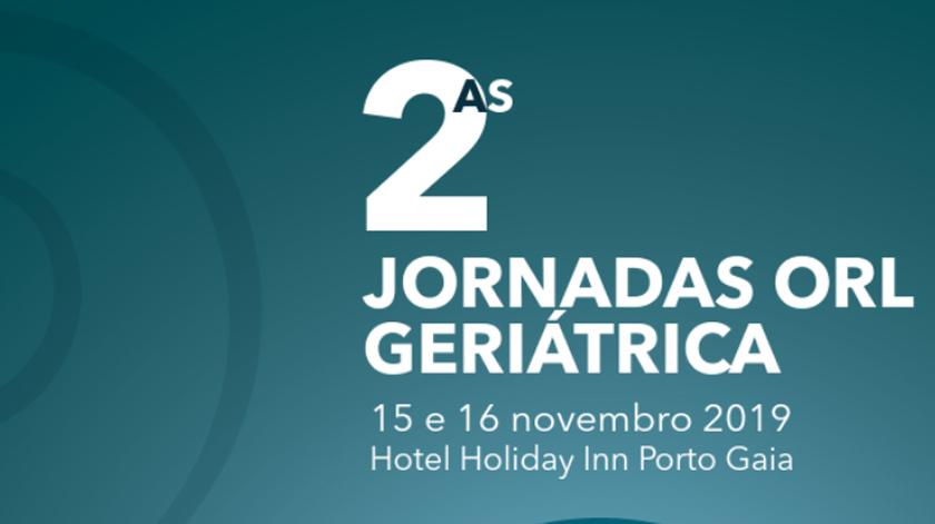 Programa das Jornadas de Otorrinolaringologia Geriátrica