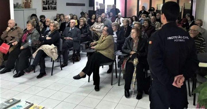 Portimão volta a preparar idosos para riscos de segurança