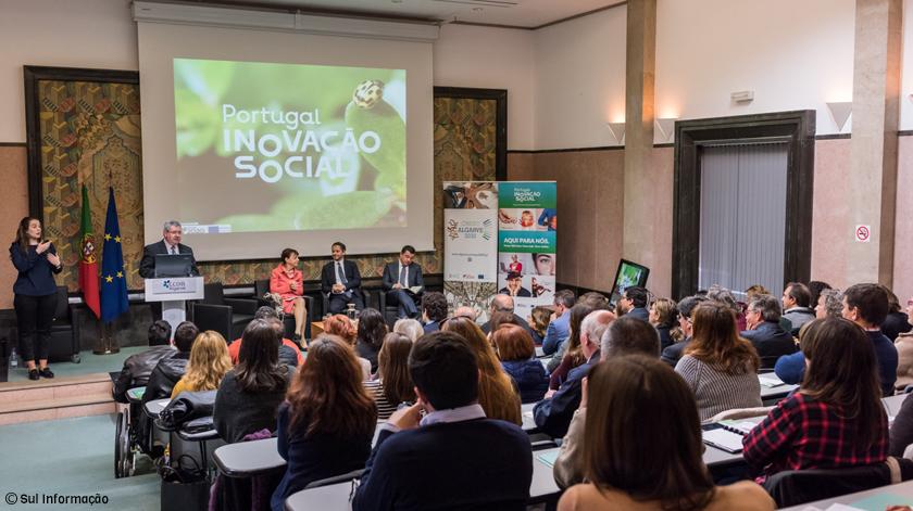 Financiamento para projetos algarvios de intervenção social