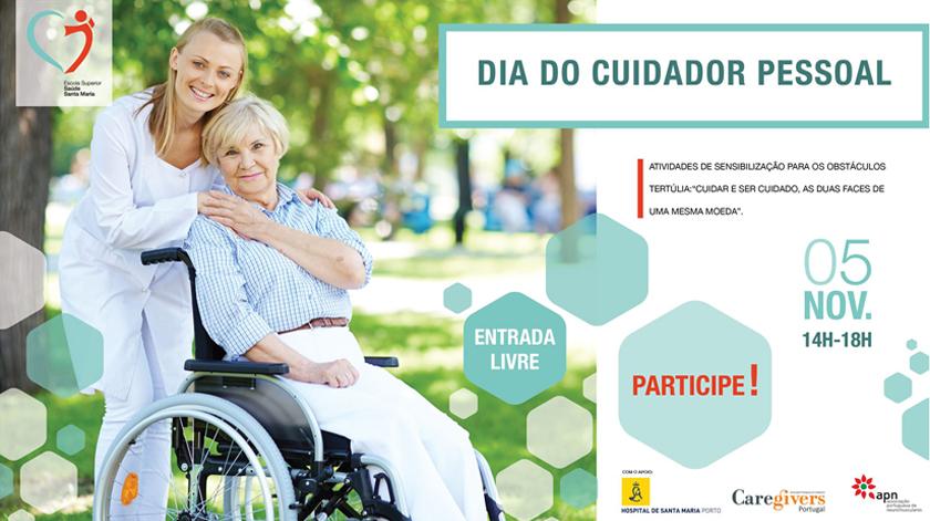 Dia do Cuidador Pessoal celebra-se na Escola Superior Saúde Santa Maria