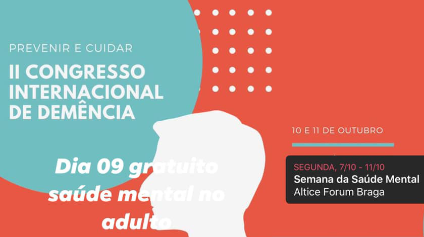 Braga recebe II Encontro Internacional de Demência