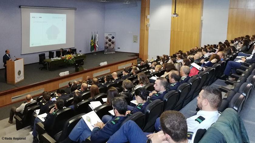 GNR de Santarém debateu em seminário a violência sobre idosos