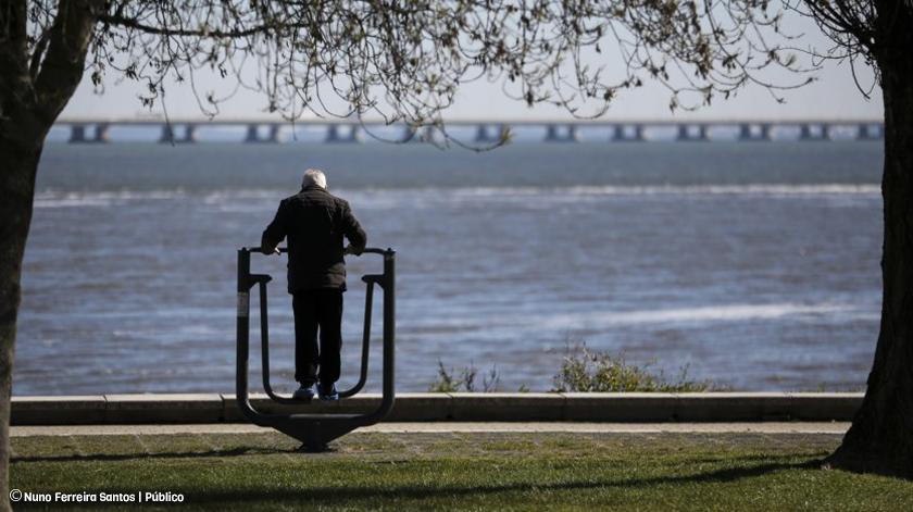 Lisboa é a capital com mais idosos da UE
