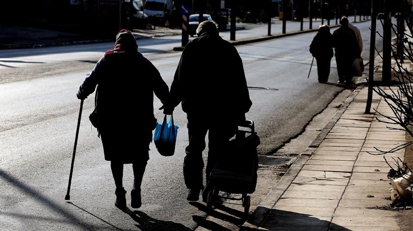 Quase metade da população portuguesa terá mais de 55 anos daqui a 30 anos