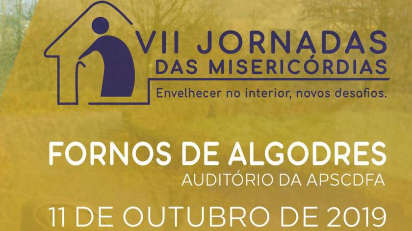 VII Jornadas das Misericórdias realizam-se hoje em Fornos de Algodres